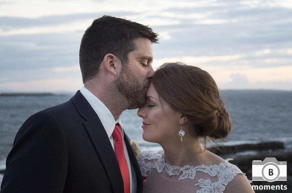 Bruiloft in Ierland Aoibheann & Tom