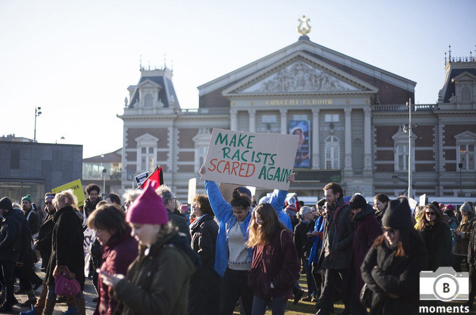 Women's March Amsterdam