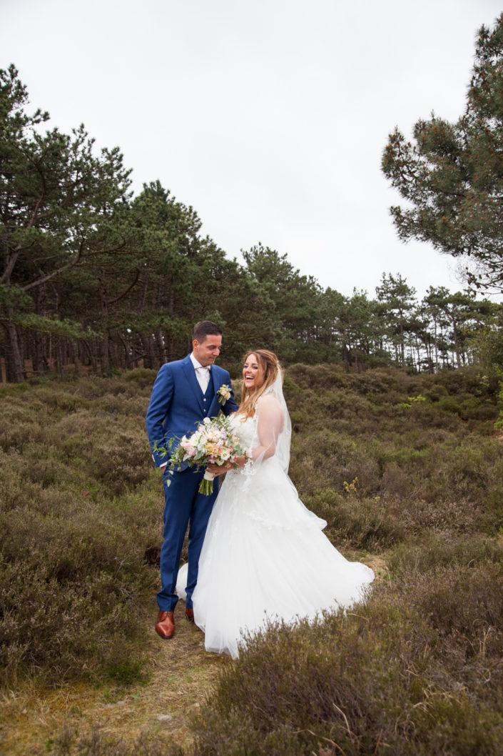 bruiloft fotografie, trouwen, groet, bokkesprong, bmoments