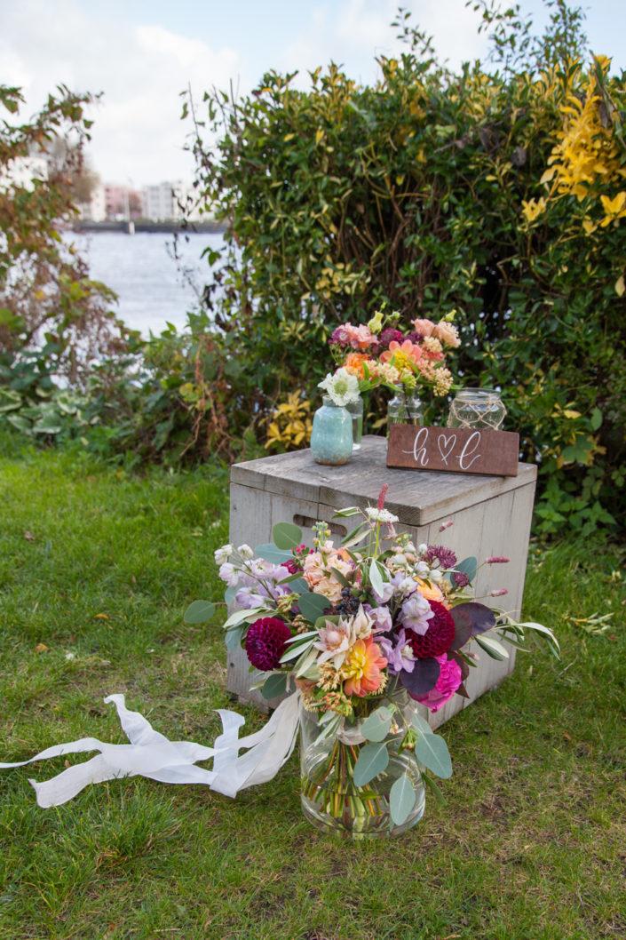 bruiloft trouwen trouwfotograaf Amsterdam
