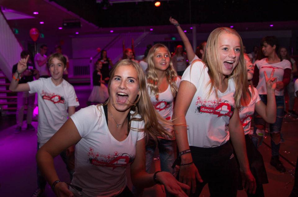 Dance4Life Kickoff Tolhuistuin