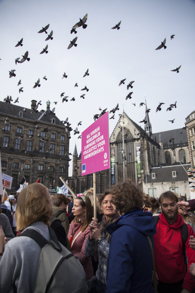 evenement, fotografie, womens march