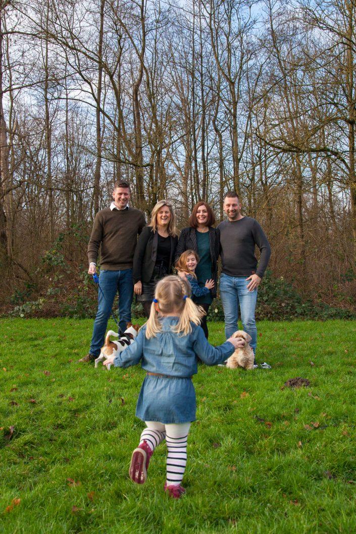 familie fotoshoot amsterdam spaarnwoude
