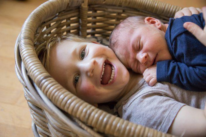 Newborn foto, amsterdam
