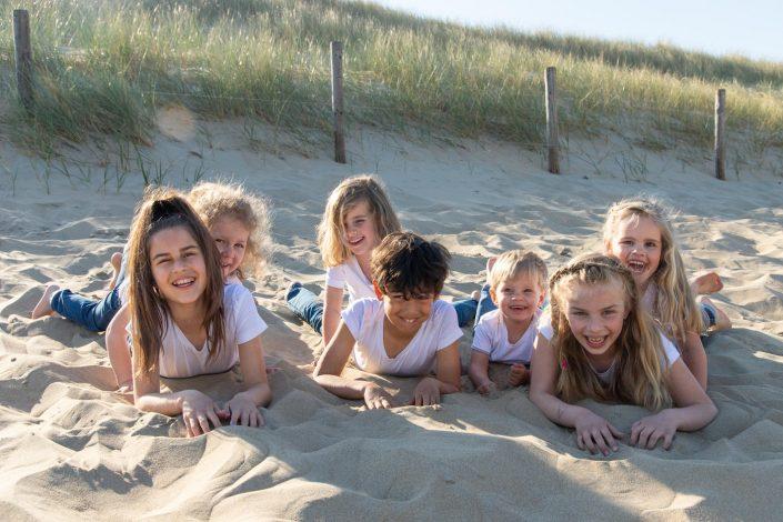 familie, kids, fotoshoot, strand