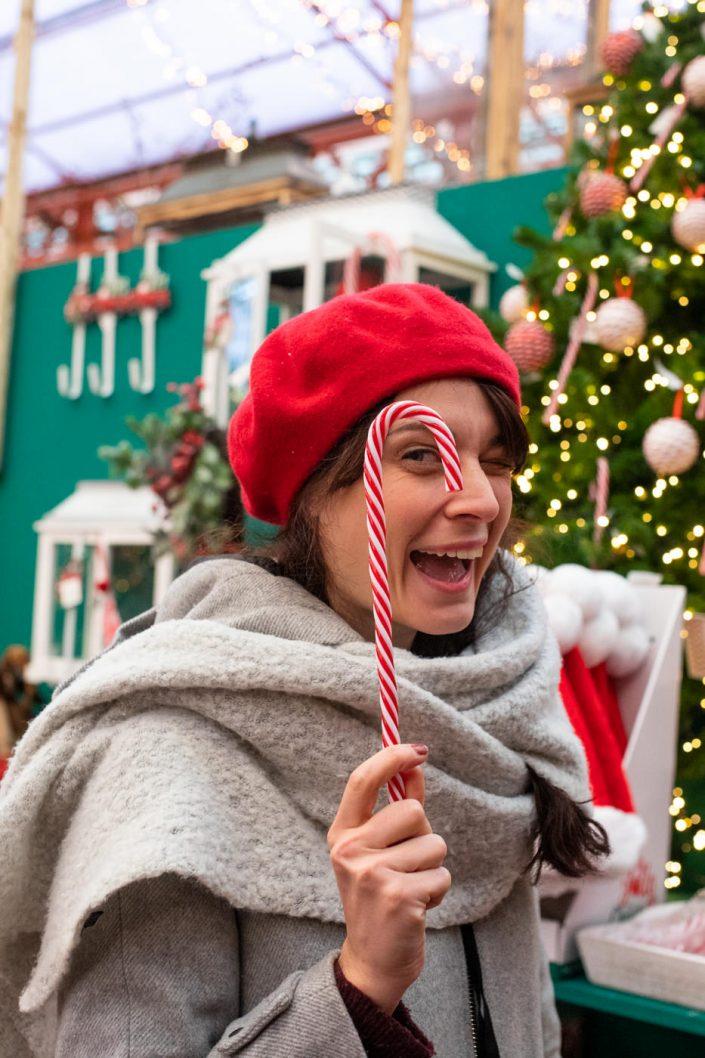 kerst thema, fotoshoot, amsterdam