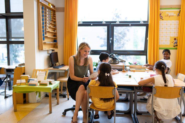 bedrijfsreportage, basisschool, amsterdam