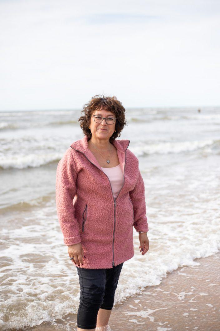 ondernemer foto personal branding strand