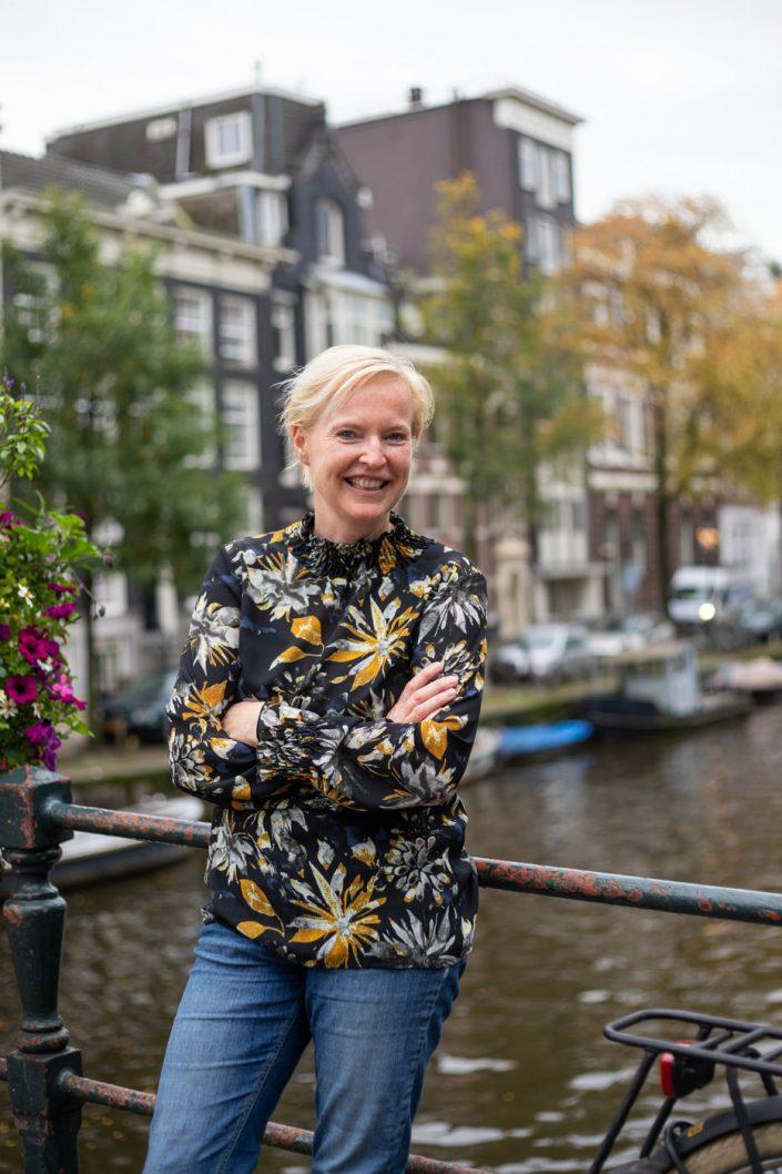 zakelijk portret amsterdam